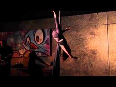 Selective Hearing - Amy Tynan on Aerial Silks - YouTube