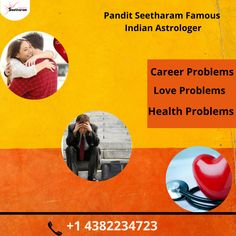 Looking for the best astrologer in Quebec? Astrologer Seetharam is the world-famous Indian astrologer in Toronto, he is serving his Astro power since many years if you are one of those who surfing from black magic, family problems, love problems, business problems and etc. you should consult with best Psychic in Beaconsfield as well, he is not known only in Canada. She is a world-famous Astrologer.
