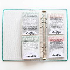 Ali Edwards Design Inc. | Blog: Day In The Life™ 2020 | Second Ali Edwards, Project Planner, Journal Cards, Project Life, Bullet Journal, Memories, Album, Words, Planners