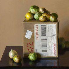 Jeffrey T. Larson | OIL | Tomatillos