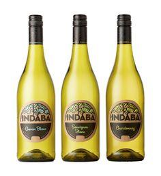 Indaba wine Packaging