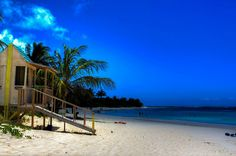 Puerto Rico - Flamenco Beach, Culebra by Nish Reddy, via Flickr