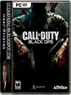 Call oF Duty Black Ops 1 Game Highly Compressed Free Download Full Version For Pc Cover Screenshots System Requirements For Free.
