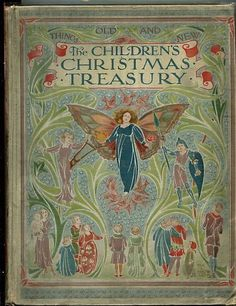 Children's Christmas Treasury Hutton 1900 Illustrated | eBay