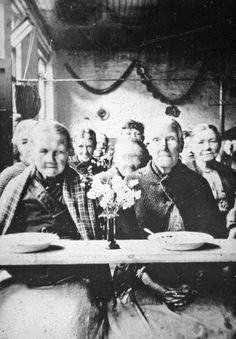 Christmas in the Workhouse, Liverpool