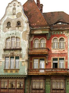 Timisoara - Romania cant wait to see you again Timisoara Romania, Bucharest Romania, Architecture Old, Amazing Architecture, Oh The Places You'll Go, Cool Places To Visit, Bulgaria, Wonderful Places, Beautiful Places