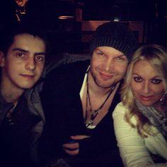 Dennis Neo and Martina Balogova - Neo's instagram