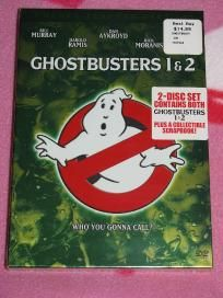 Ghostbusters 1 & 2 DVD Combo Pack NEW (Click Through to Purchase!)