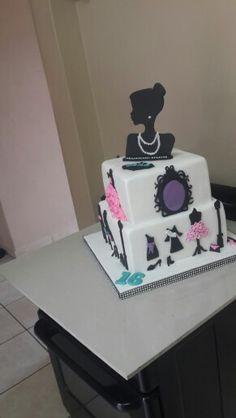 16 th birthday cake