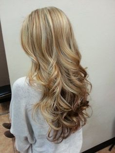 From A Partial Highlight To A Balayage Ombre Combo Buttery