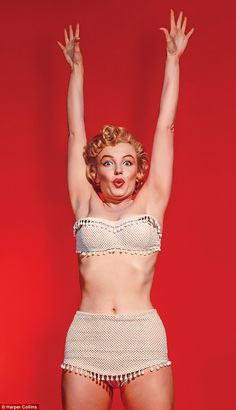 Marilyn Monroe was declared 'a movie press agent's dream', by Time magazine in 1952. At the mention of her name, men made a wolf whistle