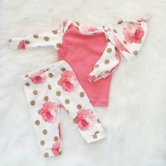 newborn outfit organic baby outfit baby by LittleBeansBabyShop