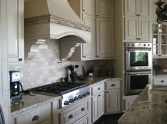 Built In Corner Double Ovens | Kitchen Design Ideas, Pictures, Remodeling  And Decor