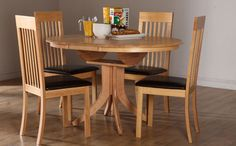 Round Table & Chairs - Round Dining Sets | Furniture Choice