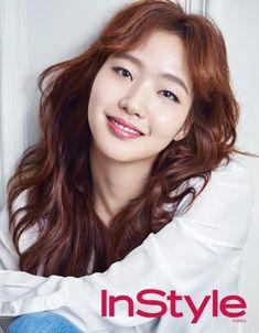Kim Go Eun for InStyle