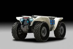 """The 3E-D18 is an AI-equipped platform robotics device built to """"empower,"""" to expand the possibilities of people."""