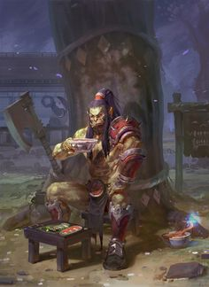 [blizz-art.com] Illustration de Ruan Jia