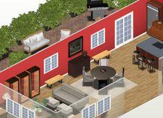 Free Home Design software | Dream Home | Pinterest | Software ...