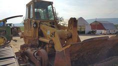Caterpillar 963B LGP Track Loader Diesel Engine Construction Hydraulic Machine