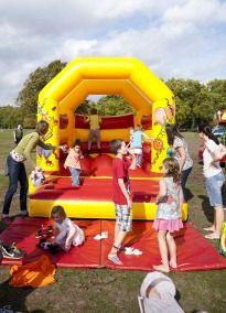 Lots of fun activities for kids!