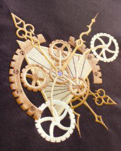Urban Threads Steampunk Alchemy Collection