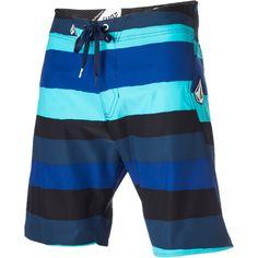 Volcom Maguro Stripe Board Short - Men's