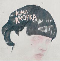 Illustration for CD cover by Dagna Majewska