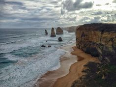 #12Apostles on the #GreatOceanRoad  by joelyon3 http://ift.tt/1ijk11S