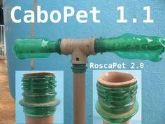 Foto: CaboPet versão 1.1 - Ideias para consertar o CaboPet. Reforço com BarraPet…