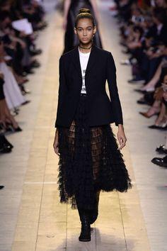Christian Dior, Primavera/Verano 2017, París, Womenswear