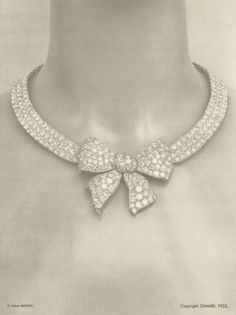 Dazzled. Chanel. 1932