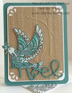Retro Dove of Peace
