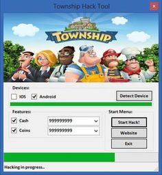 Hy everybody , today we introduce you another unique and marvelous hack : Township Hack for Android and iOS.Even utilizing the Township Hack is fundamental Cheat Engine, Game Resources, Ios, Game Update, Gaming Tips, Android Hacks, Free Cash, Hack Online, Mobile Game