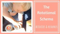 The Rotational Schema   How Children Learn - YouTube