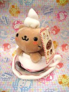 WISHLIST: San-x Nyan Nyan Nyanko Cappuccino Plush | by ♥ღ♥ Veronica ♥ღ♥