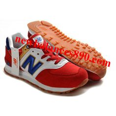 ae77a873421 2013 New New Balance NB ML574 For Women Road to London 2012 Olympic pack  Red White