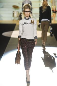 【ELLE】D-SQUARED2   014   2012-13AW Milano Collection エル・オンライン