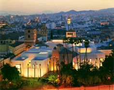Malaga Costa Del Sol Spain at Night All About Spain, Malaga City, Spain Holidays, Free Things To Do, Spain Travel, Travel Europe, Travel Around, Beautiful Places, Places To Visit