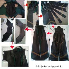 loki jacket part 4 by sasukeharber.deviantart.com on @deviantART