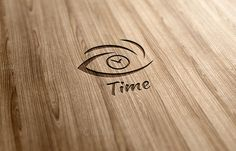 Check out Time Logo Design by Florin Chitic on Creative Market