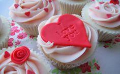 valentine cupcake ideas - Google Search