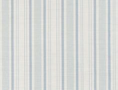 Plain Stripe - Pale Blue on Oyster