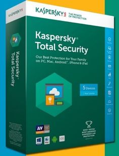 Kaspersky Total Security 2018 Crack + License Key Free Download. Scan your PC, Clean malware, spyware, virus, adware, and junk files. Heal malicious apps.