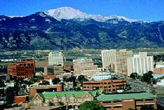 Downtown Colorado Springs #LIFECommunity #Favorites From Pin Board #30