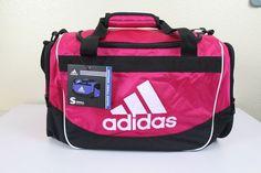 0b8c351ca041 adidas defense small duffel sport gym bag women 19