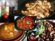 Kochen mit den Bertolli Olivenöl-Sprays Sprays, Paella, Curry, Ethnic Recipes, Food, Easy Meals, Koken, Kalay, Curries