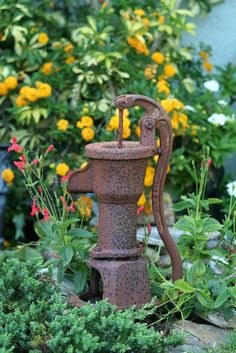 Garden Pump | Flickr - Photo Sharing!