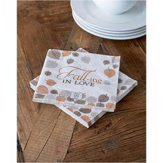 Riviera Maison Fall-ing in Love Napkin Papier Serviette · home go lucky