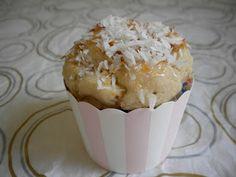 #Vegan #GF Coconut Party Cupcake #recipe via @melissakarras