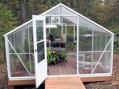 optional white frame best greenhouse